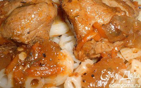 Рецепт Вкусная пряная свинина