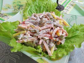 Салат для празднующих
