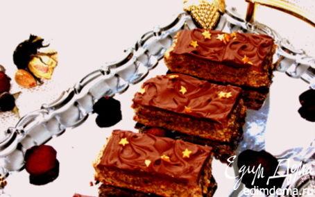 Рецепт Ореховое пирожное