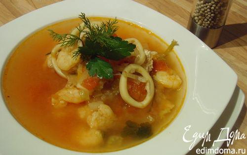 что такое суп буйабес рецепт