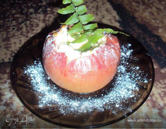 Запеченные Яблочки