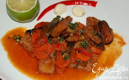 Рецепт Рыба по-йеменски