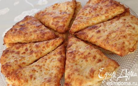 Рецепт Сконы, или сырные лепешки