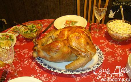 Рецепт Рождественская индейка