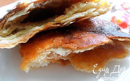 Рецепт Слоеное дрожжевое тесто