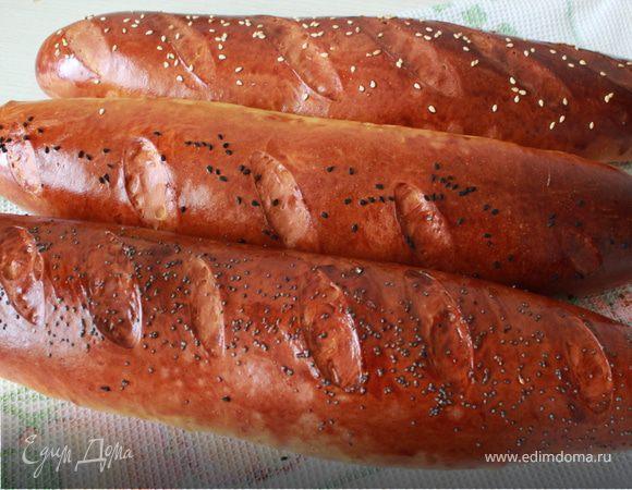 Хлеб венский/ Le pain viennois от Jean-Yves Guinard