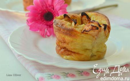 Рецепт Йоркширские яблочные пудинги