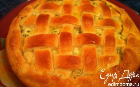 Рецепт Сырный пирог