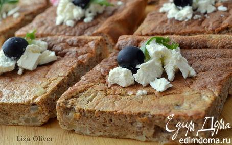 Рецепт Луковый пирог, который становится еще вкуснее на следующий день