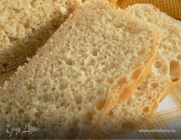 Сырный хлеб на пшеничной закваске