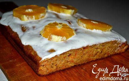 Рецепт Тыквенно-апельсиновый кекс
