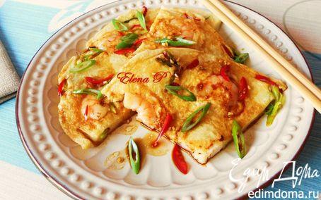 Рецепт Блины по-корейски