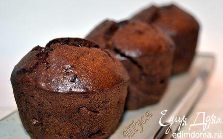 """Рецепт """"Творожные кексы"""" от меня, или """"Шоколадный мусс"""" от П.Бокюза"""