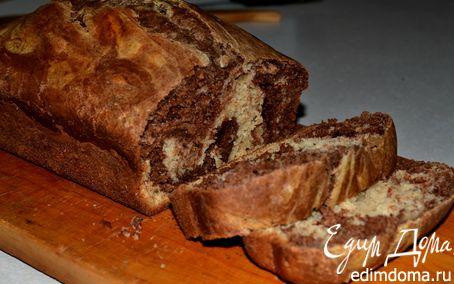 Рецепт – Мраморный кекс