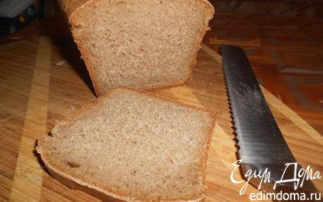 Рецепт Домашний ржаной хлеб на закваске