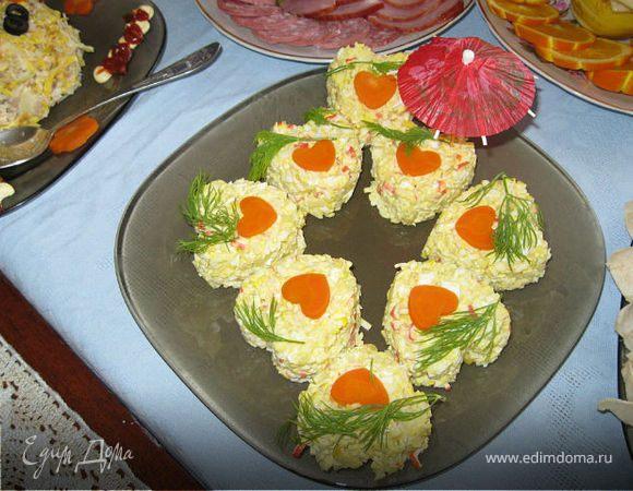салат с мясом рецепт от высоцкой