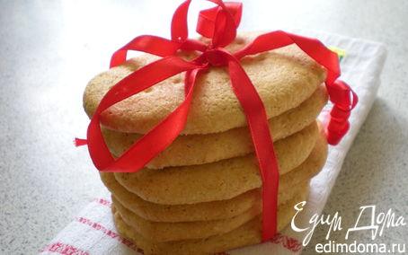 Рецепт Песочное кукурузное печенье от Джейми Оливера
