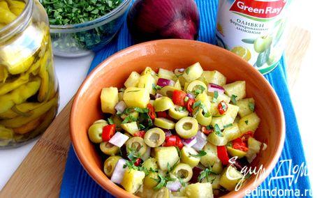 Рецепт Испанский картофельный салат