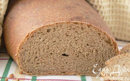 Рецепт Гречневый хлеб на закваске