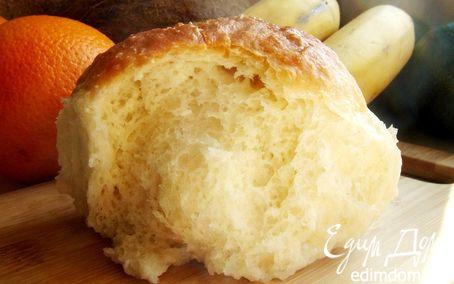 Рецепт Пани-попо - полинезийские кокосовые булочки
