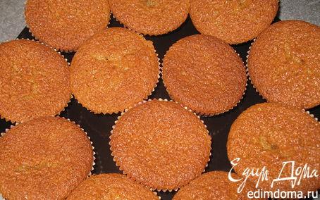 Рецепт Воздушные шоколадные кексы