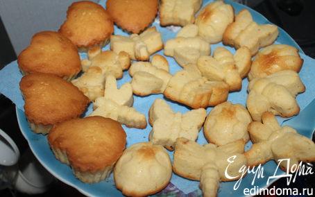 Рецепт воскресные детские кексики