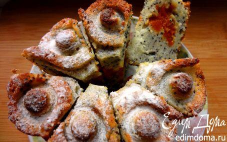 Рецепт Творожно-маково-тыквенный десерт