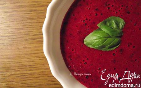 Рецепт Острый смородиновый соус с мятой