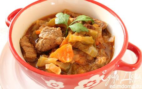 Рецепт Азу из говядины (мой вариант)