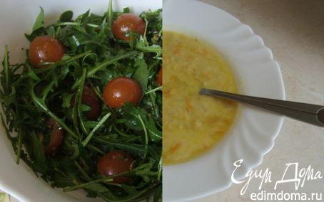 Рецепт Весенний салат и суп