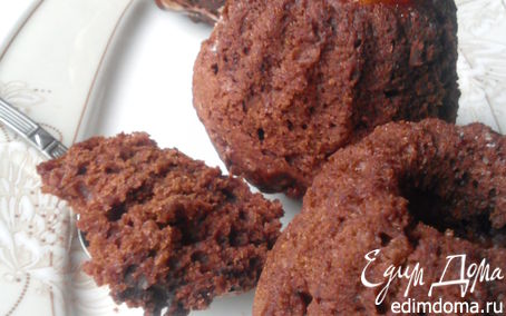 Рецепт Тыквенные кексы