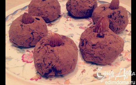 Рецепт Апельсиновые конфеты в кэробе (по сыроеду)