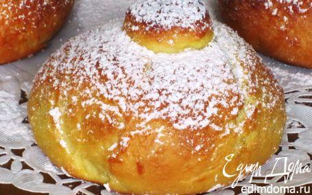Рецепт Сахарные булочки
