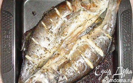 Рецепт Рыба, запеченная в духовке