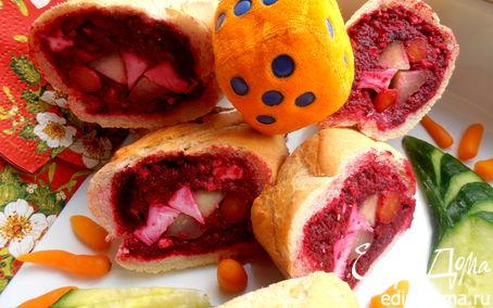 Рецепт Багет на обед! (или на пикник)