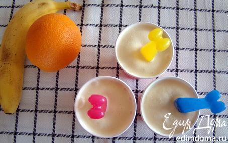 Рецепт Мороженое сливочное