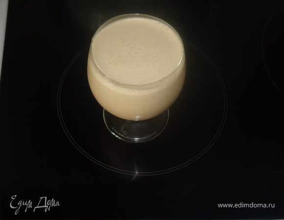 Молочно-кофейный коктейль