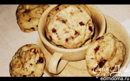 Рецепт Американское печенье с шоколадом и лесными орехами