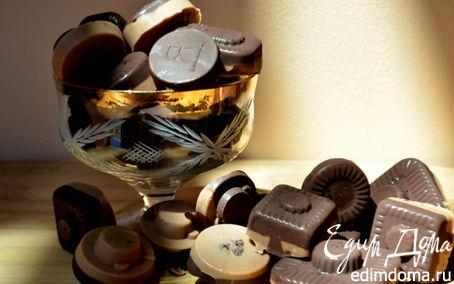 Рецепт Шоколадные конфеты по-домашнему