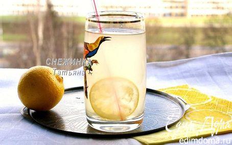 Рецепт Лимонад на березовом соке