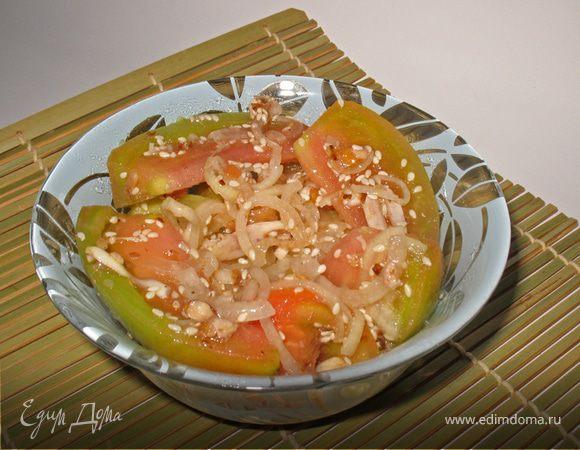 Зеленые помидоры из Бирмы
