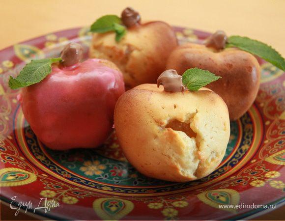 """""""Яблочки наливные"""" (Бисквит)"""