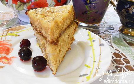 Рецепт Медовый пирог
