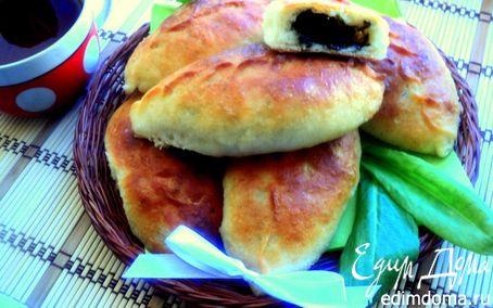 Рецепт Пирожки печеные со щавелем