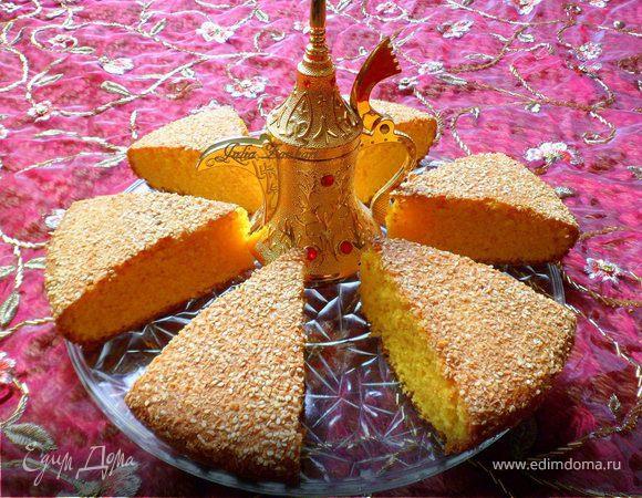 Ливанский кекс Сфуф