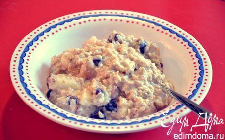 Рецепт Овсяный завтрак