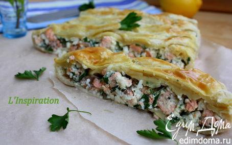 Рецепт Невероятно вкусный рыбный пирог