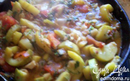 Рецепт Соус из кабачка