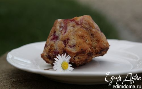 Рецепт Маффины со свежими ягодами