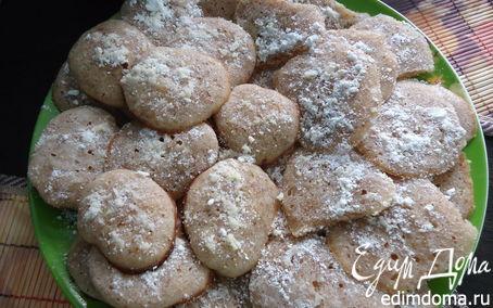 Рецепт Печенье чайное домашнее